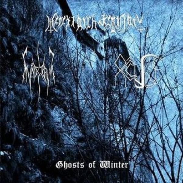 Heresiarch Seminary / Windstorm / Occulus - Ghosts of Winter Split CD