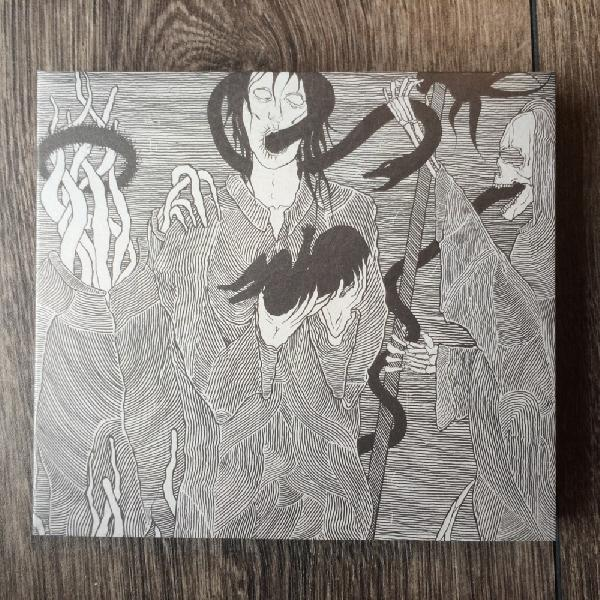 Dodsengel -  Mirium Occultum 5panel Digipak