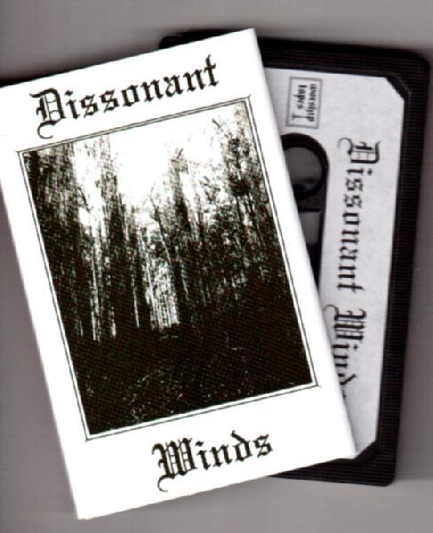 Dissonant Winds - Upon The Pessimist Throne Tape lim. 66