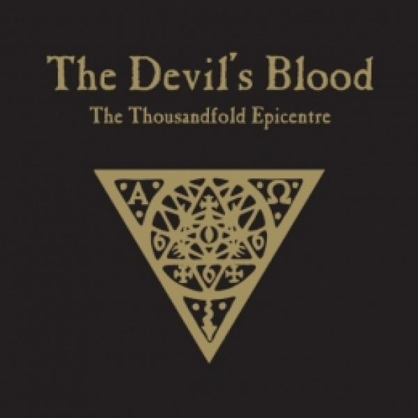 The Devil's Blood- The Thousandfold Epicentre - Digipak CD