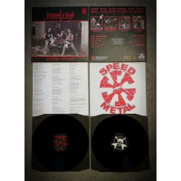 Baphomet's Blood – Second Strike LP