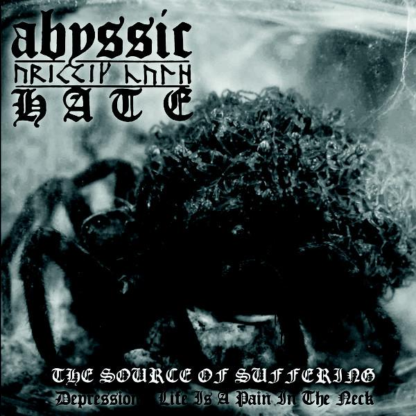 Abyssic Hate - The Source Of Suffering CD