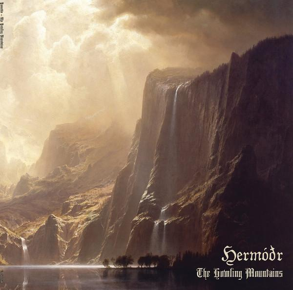 Hermóðr (Hermodr) - The Howling Mountains CD