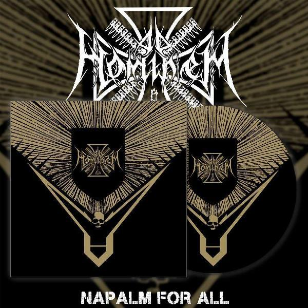 Ad Hominem - Napalm For All Picture LP