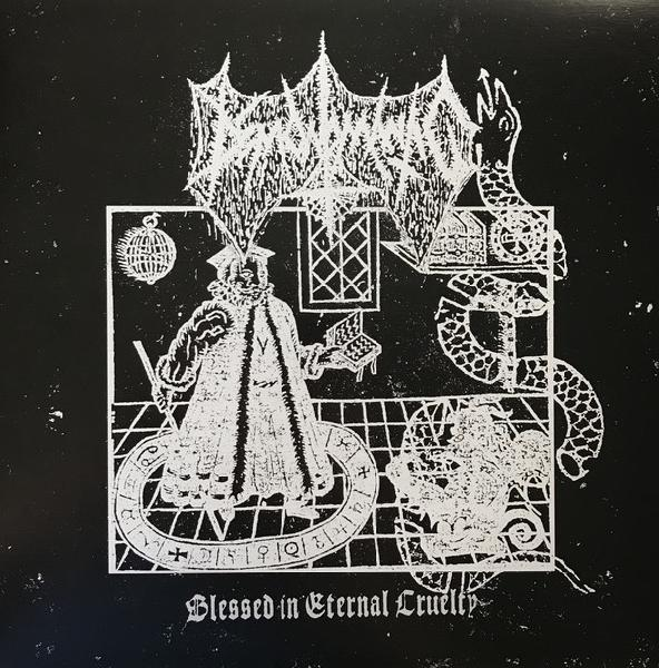 Demonomantic - Blessed In Eternal Cruelty LP