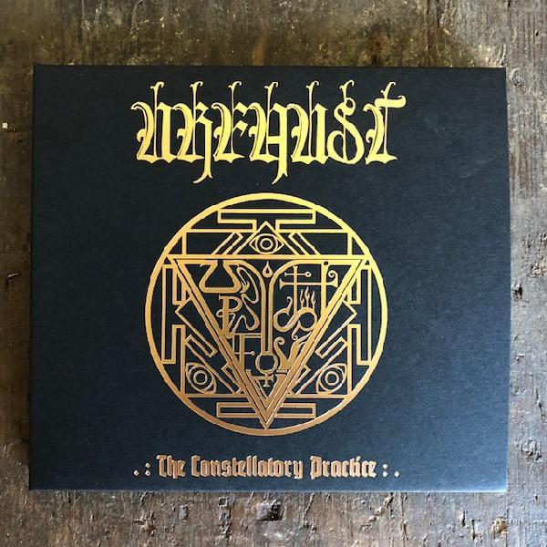 Urfaust - The Constellatory Practice Digipak CD