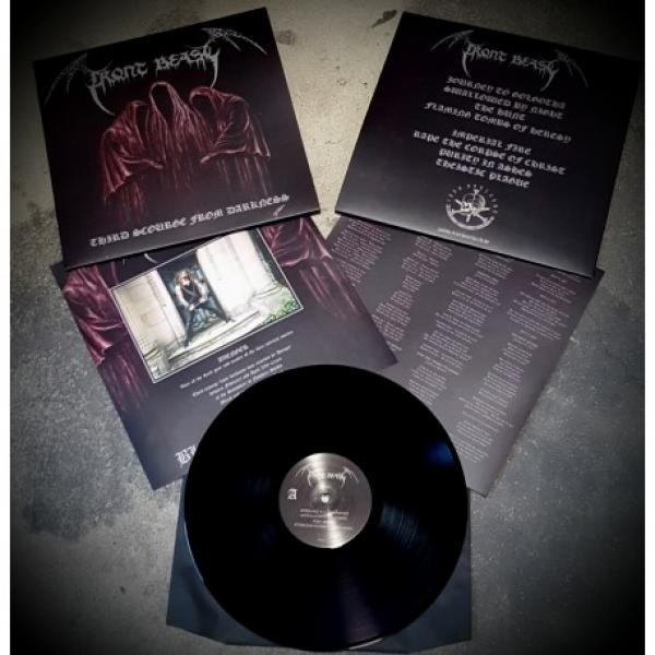 Front Beast - Third Scourge From Darkness LP