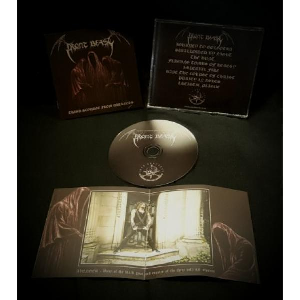 Front Beast - Third Scourge From Darkness CD