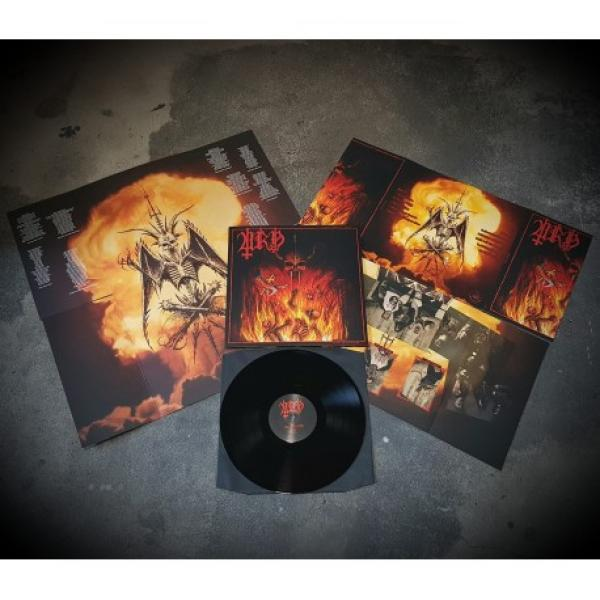 Urn - The Burning Special Packing LP
