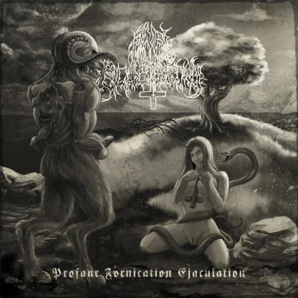Anal Blasphemy - Profane Fornication Ejaculation CD