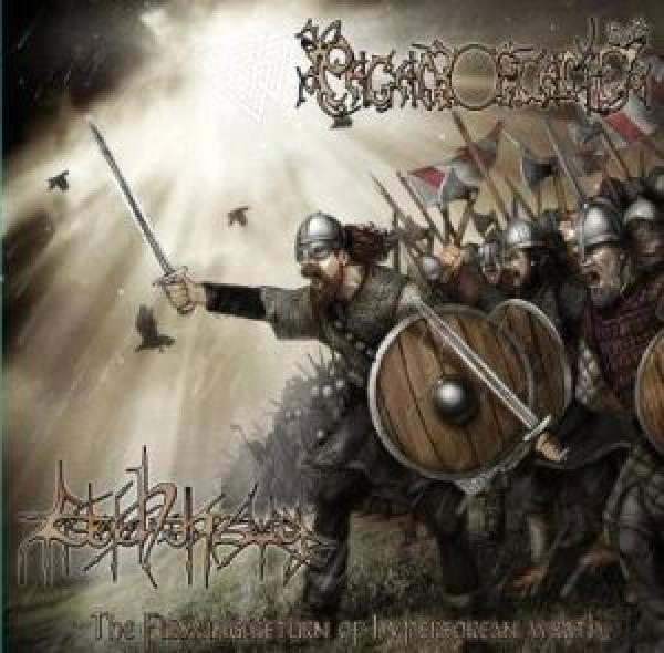 Pagan Flame / Leichenzug - The flaming Return of Hyperborean CD