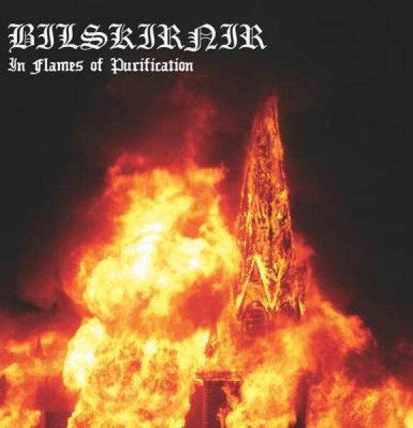 BILSKIRNIR - In Flames of Purification / Totenheer - Digipak CD