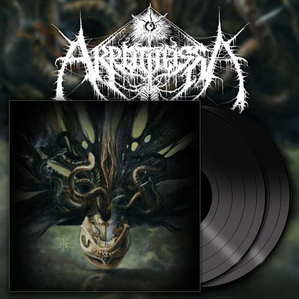 Akrotheism - The Law of Seven Deaths DLP Black Vinyl lim.300