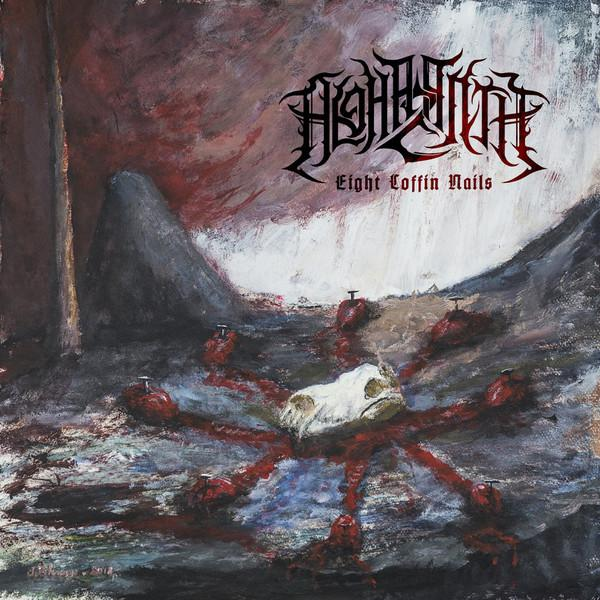 Alghazanth - Eight Coffin Nails Digipak CD