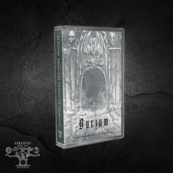 Burzum - From The Depths Of Darkness Tape