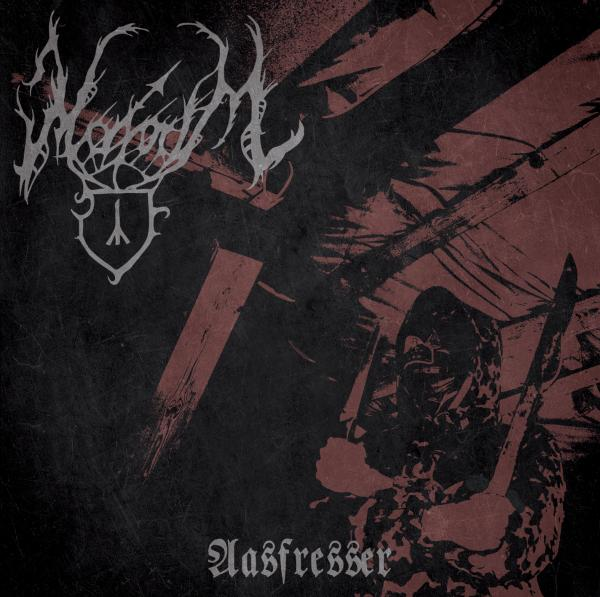 Mavorim - Aasfresser LP black wax