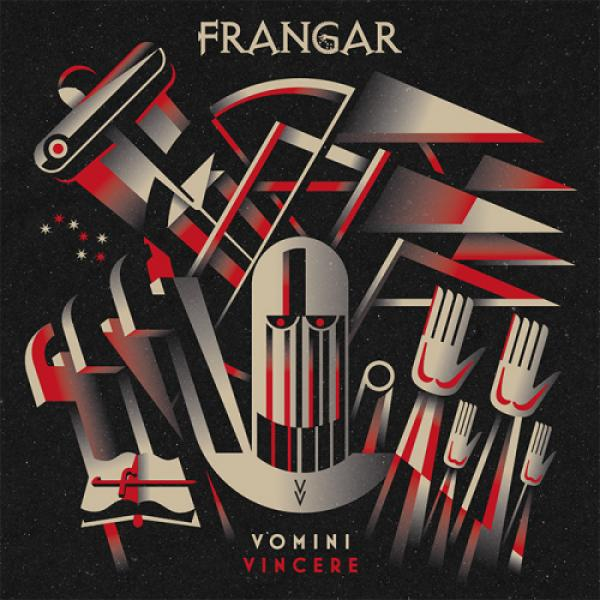 Frangar - Vomini Vincere Gatefold LP with Poster and Booklet