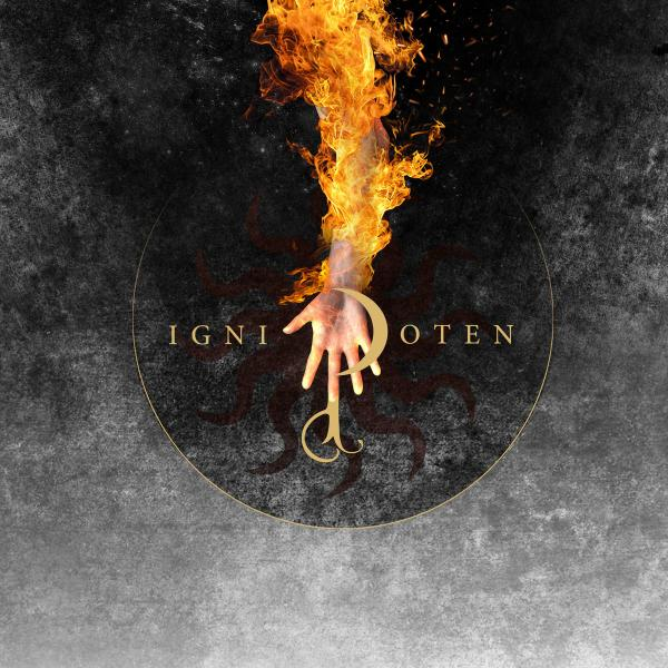 Gontyna Kry ‎– Ignipoten CD with Slipcase