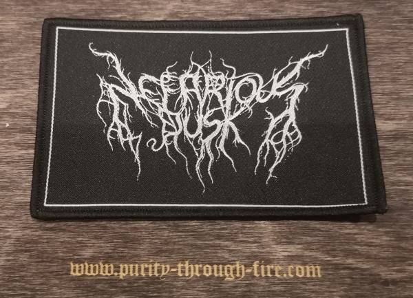 Nefarious Dusk - Logo Patch