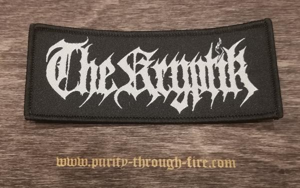 The Kryptik - Logo Patch