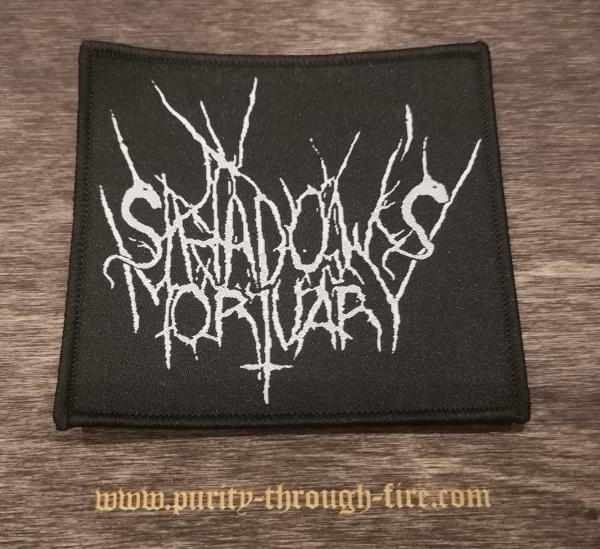 Shadow's Mortuary - Logo Patch
