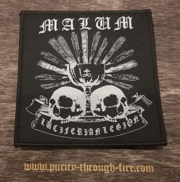 Malum - Luciferian Legion Patch