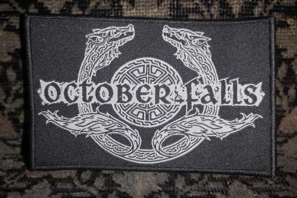 October Falls - Logo Patch