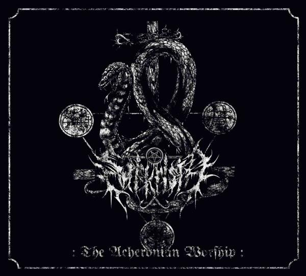 Sarkrista - The Acheronian Worship Digipak CD