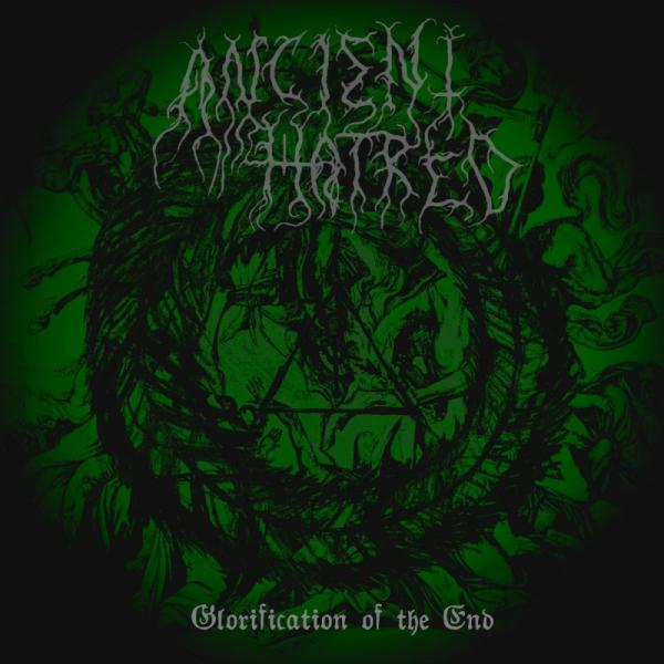 Ancient Hatred - Glorification of the End CD lim. 500