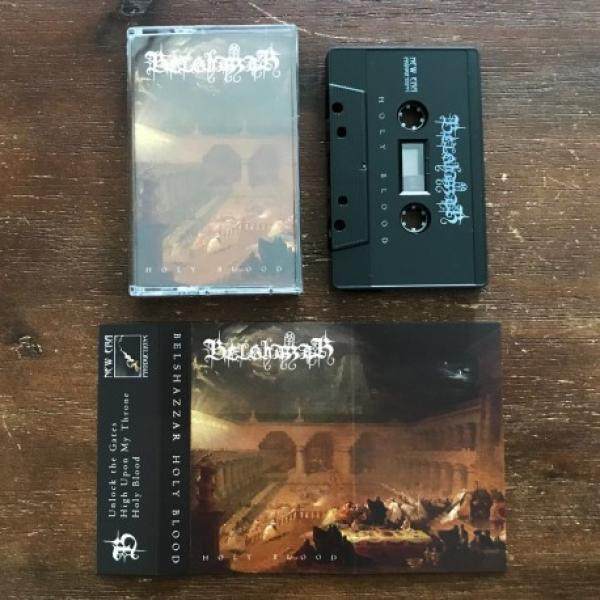 Belshazzar - Holy Blood demo TAPE
