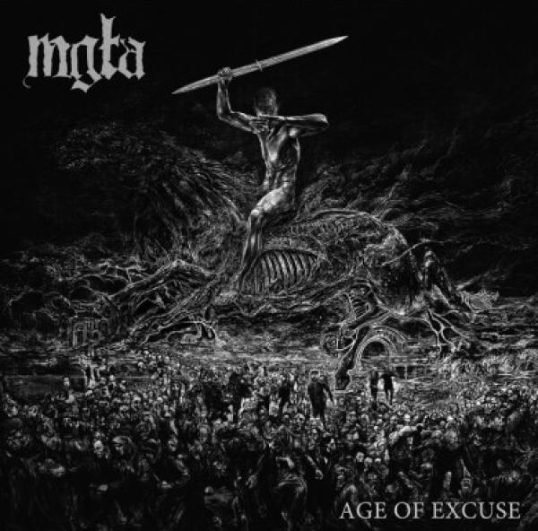Mgla - Age of Excuse CD pre-order
